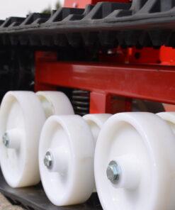 Drivband/boggi/hjul